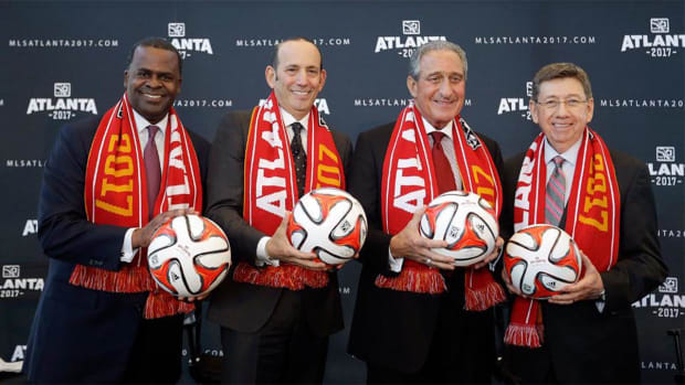 Atlanta United FC: 2017 MLS expansion team picks name IMAGE