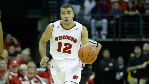 Wisconsin Traevon Jackson injury big ten tournament