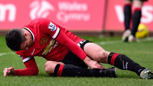 robin-van-persie-ankle-injury