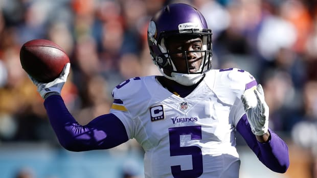 Can Teddy Bridgewater lead Vikings to playoffs? IMAGE