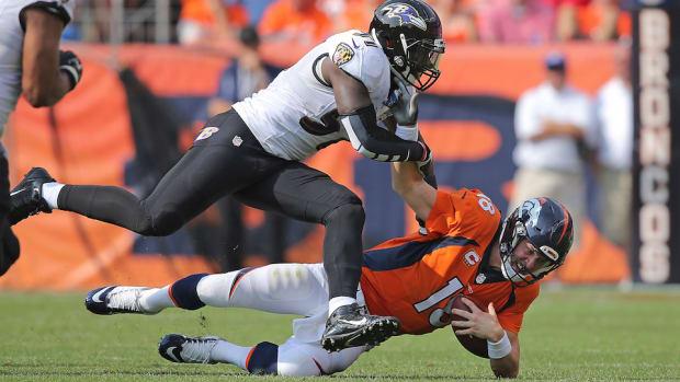 Manning sacked