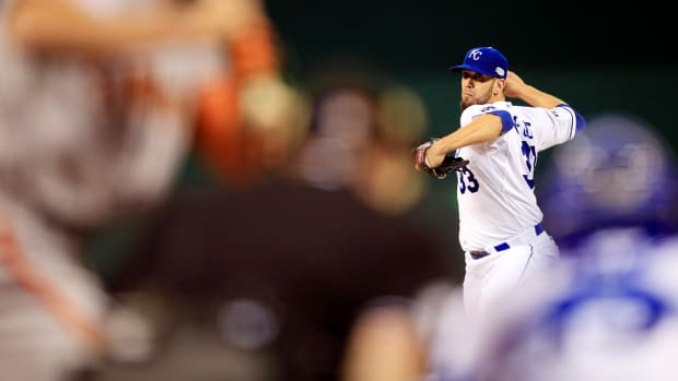 Report: Padres offer James Shields multi-year contract IMAGE