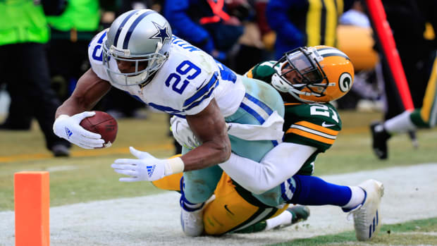 Jerry Jones: DeMarco Murray could have reduced workload if he returns