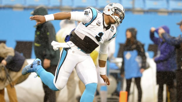 Cam Newton must be 'Superman' to beat Seattle - Image