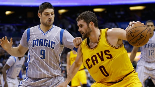 Kevin Love Cavaliers PF