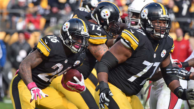 NFL Week 7 Spreads: Steelers move from favorites to underdogs--IMAGES