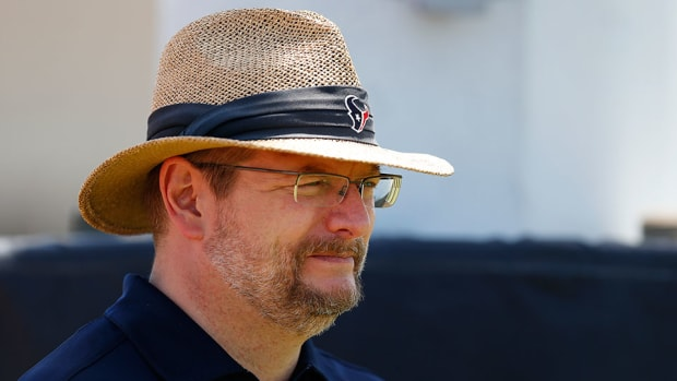 jets hire Mike Maccagnan gm