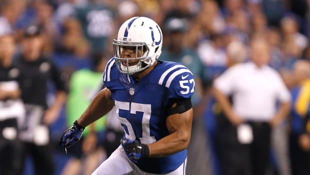 Colts linebacker Josh McNary charged with rape IMAGE