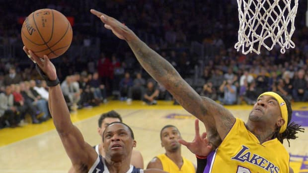 Report: Jordan Hill (hip) to miss two weeks IMAGE