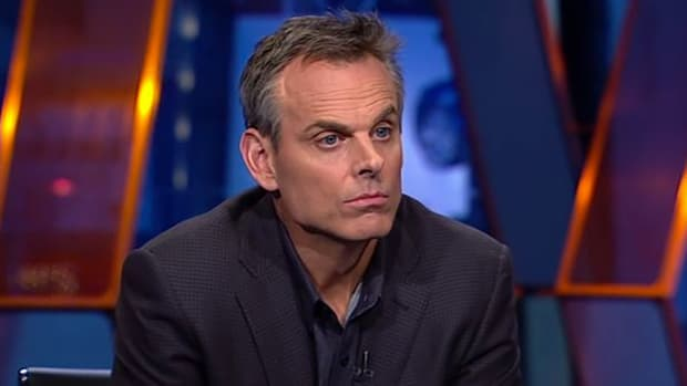 Colin Cowherd officially signs with Fox - IMAGE