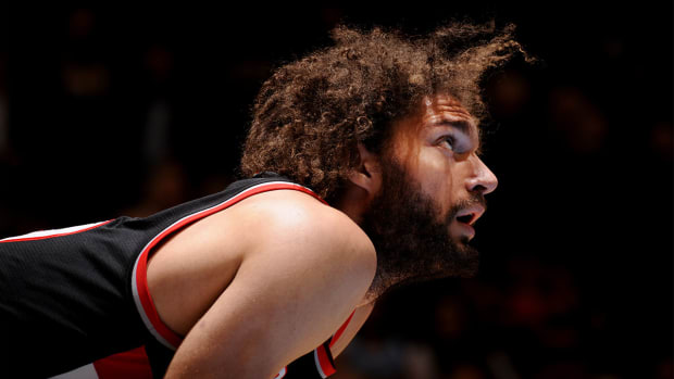 Lopez's commitment to Knicks depends on Jordan going elsewhere-- IMAGE