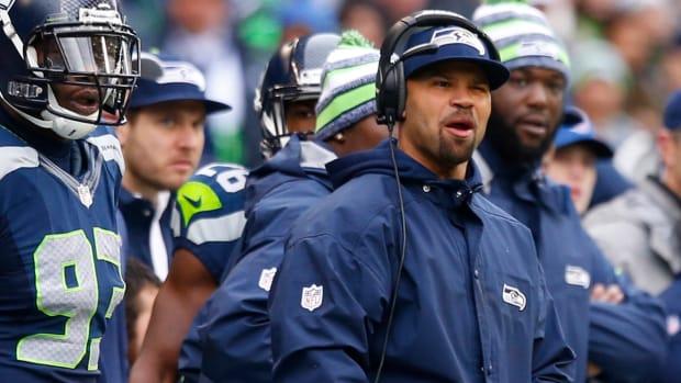 Seahawks promote Kris Richard to defensive coordinator IMAGE