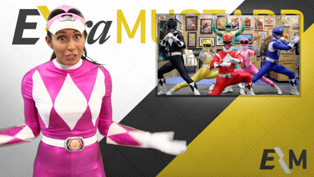 Mustard Minute Nerd Culture: Pittsburgh Pirates dress up as superheroes IMG