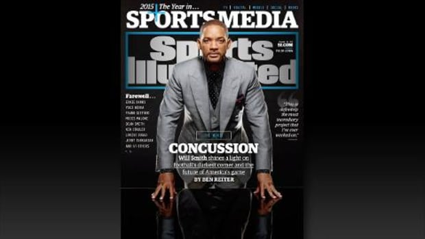 Behind the Shoot: Will Smith's 'Concussion' cover shoot IMAGE