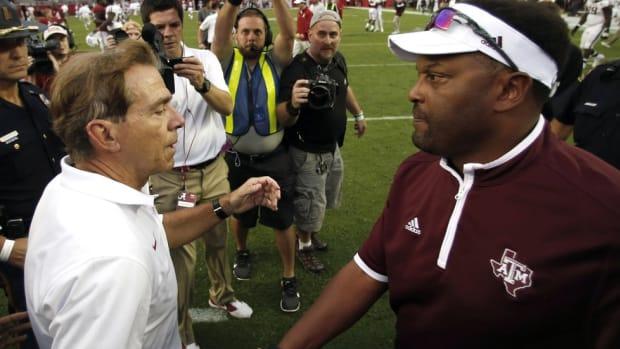 Rivalry recap: Alabama vs. Texas A&M