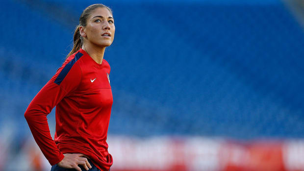 Has Hope Solo's controversial decisions finally caught up with her? - Image