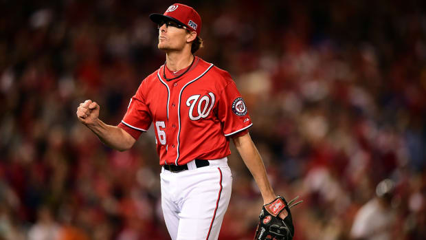 Report: Nationals trade Tyler Clippard to A's for Yunel Escobar IMAGE