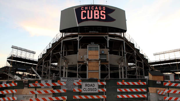 City of Chicago denies Cubs' request for extended construction at Wrigley