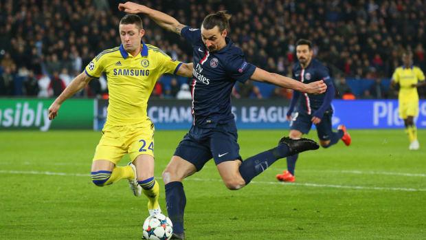 PSg Chelsea leg 1