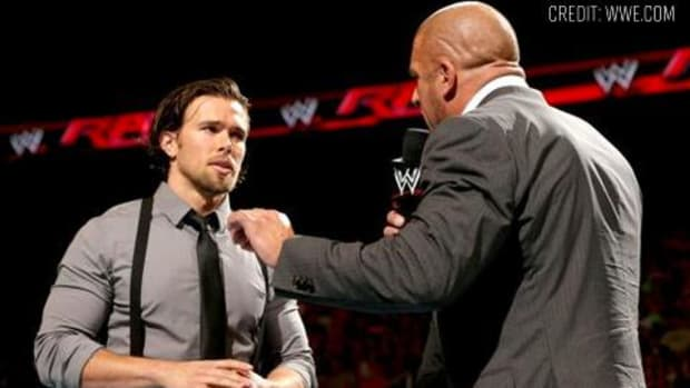 Brad Maddox reflects on Vince McMahon, WWE's concussion policy - IMAGE