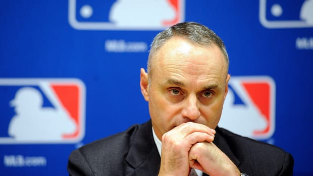 MLB commissioner Rob Manfred: Don't surmise use of PEDs