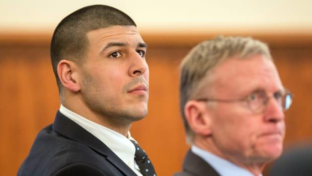 Aaron Hernandez trial: Day 33 IMAGE