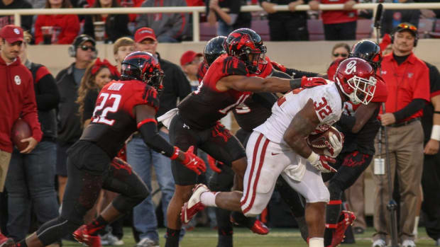 Rivalry Recap: Texas Tech vs. Oklahoma