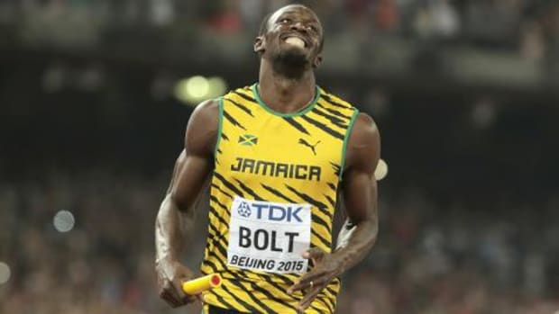 Sportsperson of the Year Contenders: Usain Bolt IMAGE