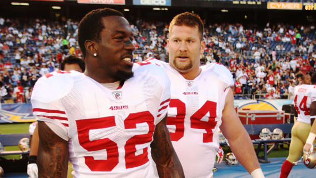 Report: 49ers LB Patrick Willis, DE Justin Smith to retire