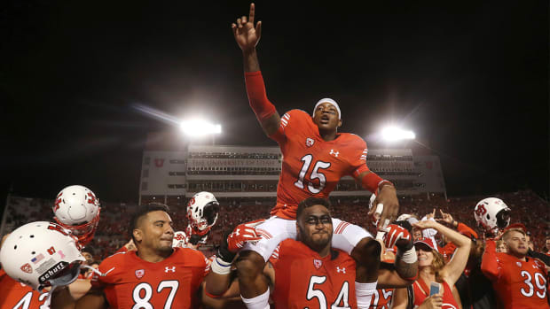 Utah beats California 30-24, becomes last undefeated Pac-12 team