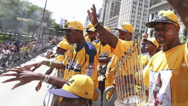 Fraud, cover-up reasons for Jackie Robinson West's title stripping--IMAGE