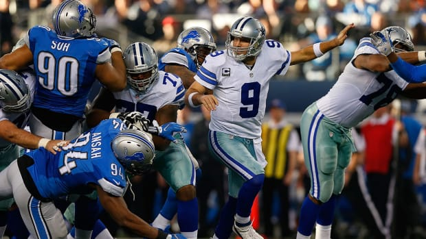 Report: NFL admits to critical missed call in Cowboys-Lions game IMAGE