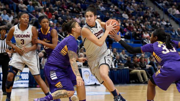 NCAA women's tournament 2015: No. 1 seeds UConn