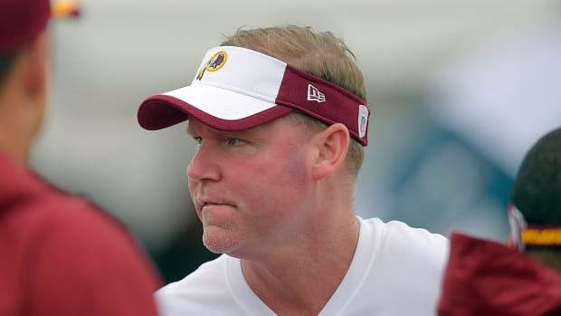 Redskins GM's wife apologizes for vulgar tweets at ESPN reporter IMAGE