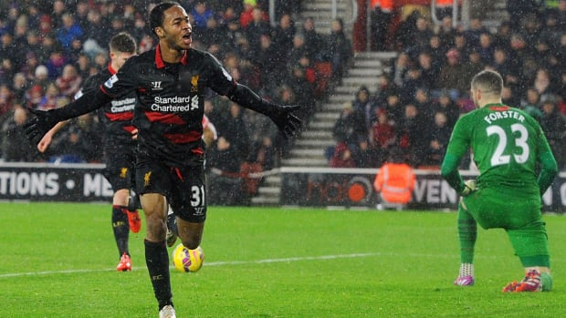 Liverpool Southampton 0222