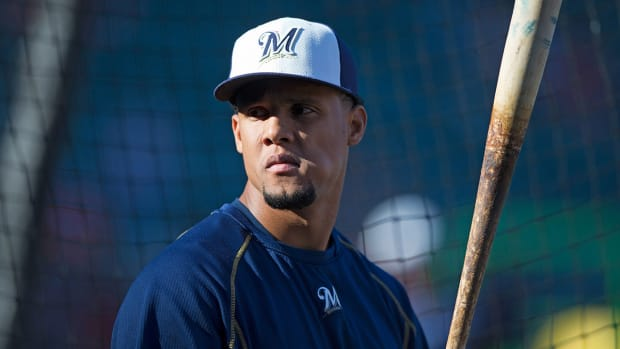 Mets GM Sandy Alderson: No trade for Brewers' Carlos Gomez IMAGE