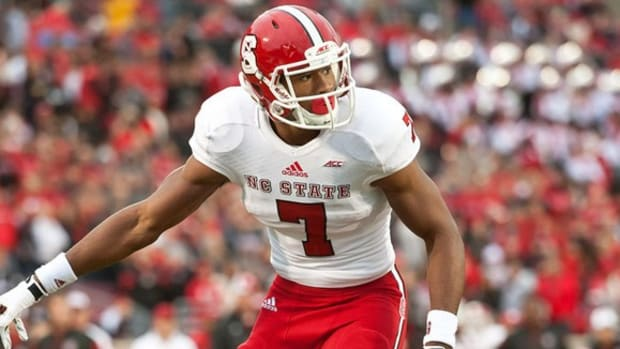 Family first: NC State receiver Na'Quan Brown's journey from Wal-Mart to the Wolfpack