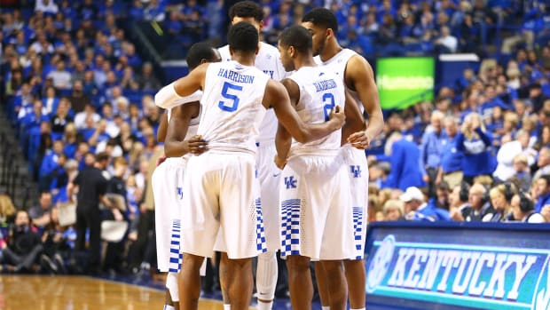 Seth Davis: Kentucky will likely enter March Madness undefeated - Image