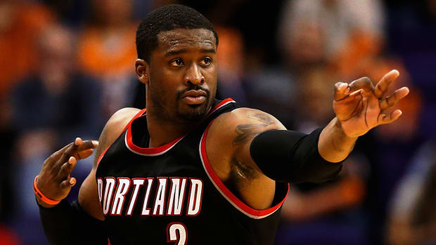 Report: Wes Matthews agrees to four-year deal with Mavericks-- IMAGE