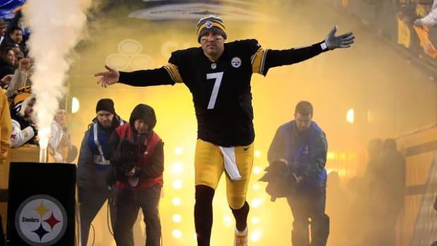 NFL Week 8 Thursday injury roundup: Roethlisberger says knee feels good--IMAGE