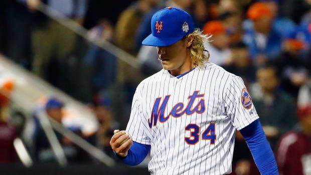 Syndergaard the superhero the Mets needed IMAGE