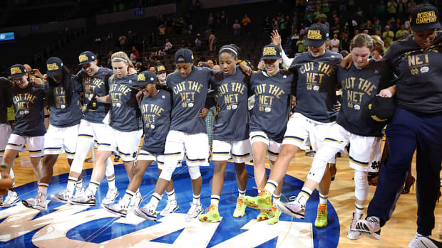 ncaa womens tournament south carolina notre dame final four