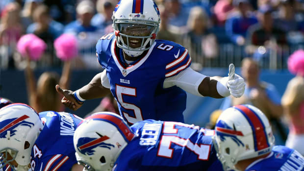 NFL Week 6 spread: Bills-Bengals sees biggest shift--IMAGE
