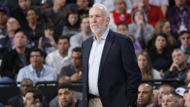 Gregg Popovich to coach USA Basketball after 2016 Olympics--IMAGE