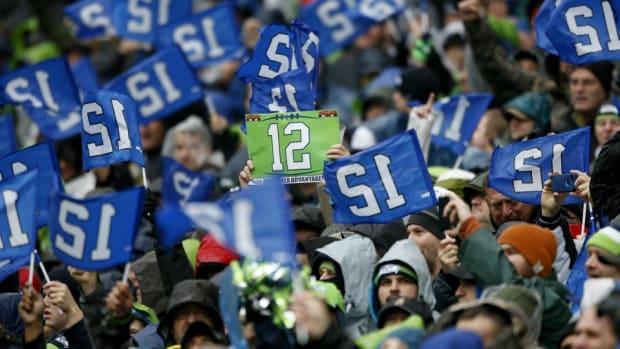 Wife jokingly blames Seahawks poor playcalling for husband's demise
