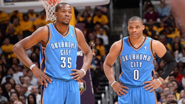 Could Russell Westbrook be the centerpiece of OKC over Kevin Durant?-image