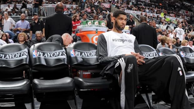 Spurs forward Tim Duncan says he lost $25 million to ex-financial adviser