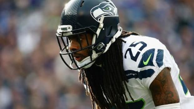 Richard Sherman: 'I see a concussion movie every Sunday' - IMAGE