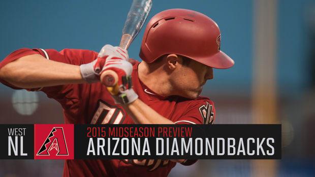 Arizona Diamondbacks 2015 midseason preview IMAGE