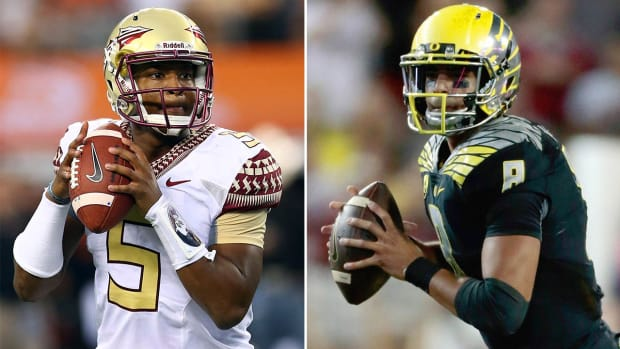 Why Jameis Winston and Marcus Mariota need to throw at the NFL Combine - Image